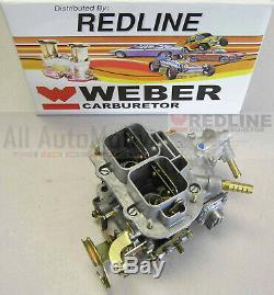 Isuzu Trooper 2.3 Ramassage Weber Carburateur Kit De Conversion Withmanual Choke Carb