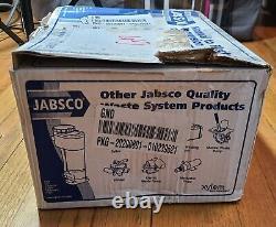 Jabsco 12v Manuel À Kit De Conversion Électrique #29200-0120