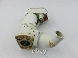 Jabsco 29200-0120 25a 12v Manuel Kit De Conversion Des Toilettes Électriques 29090 29120
