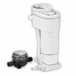 Jabsco 29200-0120 Manuel De Toilettes Électriques Marine Conversion Kit 12v 29090