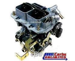 K601-m Suzuki Samurai Kit De Conversion Weber 32/36 Dgv Manuel Choke 1 An Warr