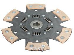 Kit D'embrayage De Conversion Avec Flywheel Stage 3 S'adapte 05-17 Nissan Frontier 2.5l Dohc