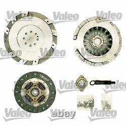 Kit D'embrayage Valeo Et Conversion Flywheel Solide Pour 03-08 Hyundai Tiburon Gt 2.7l V6