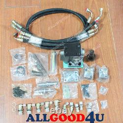 Kit De Conversion Pour Excavatrice Hitachi Ex120-3 Avec Manuel D'instructions En Anglais