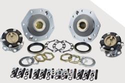 Manuel Hub Conversion Kit Convient Toyota Vdj70 Série Avec Hubs Automatiques