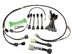 Obd-0 À Obd-1 Complete Conversion Kit Honda/acura Plug-n-play Pour Manuel Trans