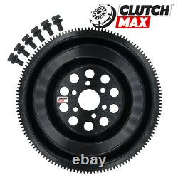 Oe Premium Hd Clutch Solid Flywheel Conversion Kit Pour 1998-2005 Vw Passat 1.8t