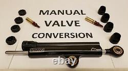 Ohlins Steering Damper Manuel Conversion Kit Race Valve Kawasaki Zx10r Revalve