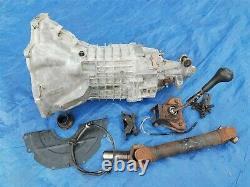 Opel Gt Getrag 240 5 Vitesses Manuel Overdrive Transmission Conversion Kit 1968-73