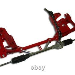 Pour Chevy Camaro 98-02 Pinto Manual Steering Rack & Pinion Conversion Kit