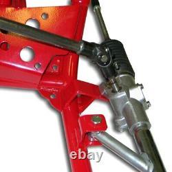 Pour Chevy Camaro 98-02 Pinto Manuel Rack & Pinion Kit De Conversion