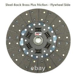 Stage 3 Clutch Conversion Kit Doit Utiliser Flywheel Douanier Pour Mustang Ford 4.0l