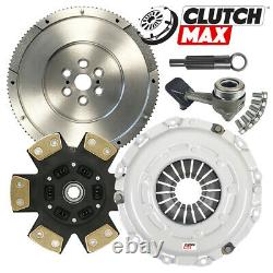 Stage 3 Hd Clutch Flywheel Conversion Kit Avec Slave S'adapte 2003-2011 Ford Focus