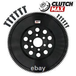Stage 4 Clutch Et Cuisine Solide De Conversion De Flywheel Pour 2010-2011 Vw Golf 2.5l 5cyl