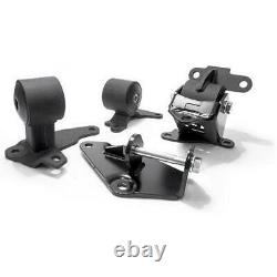 Supports Innovants 96-00 CIVIC Conversion Mount Kit 85a F/h-series Manuel