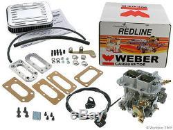 Suzuki Samurai Weber Carburateur Kit De Conversion Manuel Choke Withgenuine Weber