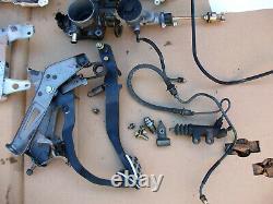 Toyota Mr2 Spyder Smt To Manual Conversion Parts Complete Kit Zzw30 1zz-fe Vvti