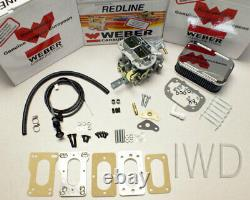 Toyota Pickup 20r 22r Weber Carburetor Conversion Kit Manuel Choke K746m Kit