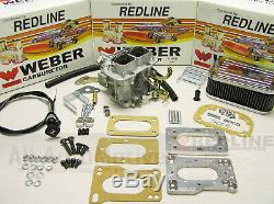 Toyota Ramassage 20r 22r Weber Carburateur Kit De Conversion Manuel Choke Kit