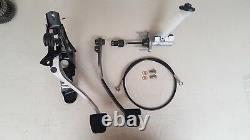Toyota Supra Mk4 Jza80 Auto Au Kit De Pédale De Conversion Manuelle Lhd V160 Et R154