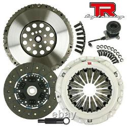 Tr1stage 2 Clutch Flywheel Conversion Kit Pour 2010-2014 Genesis Coupe 2.0t Theta
