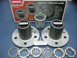 Warn 29070 Hubs Verrouillage Manuel 4 Roues Motrices Kit De Conversion Socket Ranger Bronco II 83-90