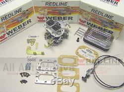 Weber 32/36 Dgv Manuel Kit De Conversion Choke Correspond À 510 610 Datsun 620 Ramassage