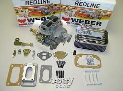 Weber Carb Conversion Kit S'adapte Nissan 210 310 B110 B210 1970-1982 Avec A12 A14 A15