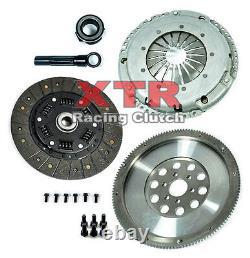 Xtr Oem Clutch Kit+flywheel Conversion Set Convient 05-10 Vw Beette Jetta Rabbit V5