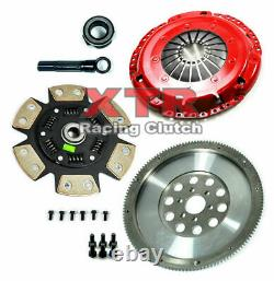 Xtr Stage 3 Clutch+flywheel Conversion Kit Convient Vw Jetta Bettle Golf 2.5l 5 Cyl